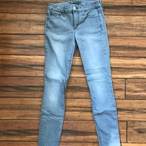 Gray Joe's Flawless Mid Rise Skinny Jeans